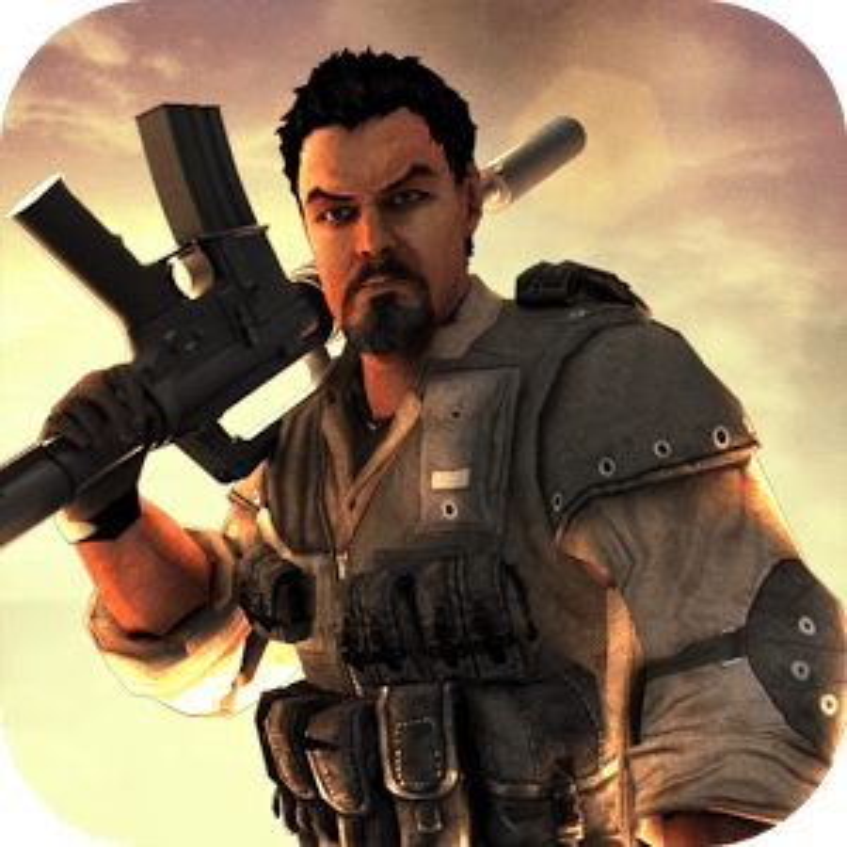 Modern Anti Terrorist Commando