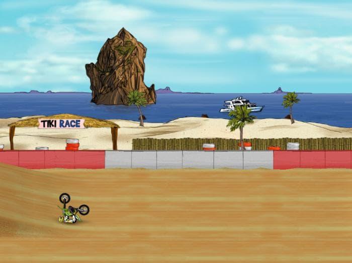 Mad Skills Motocross