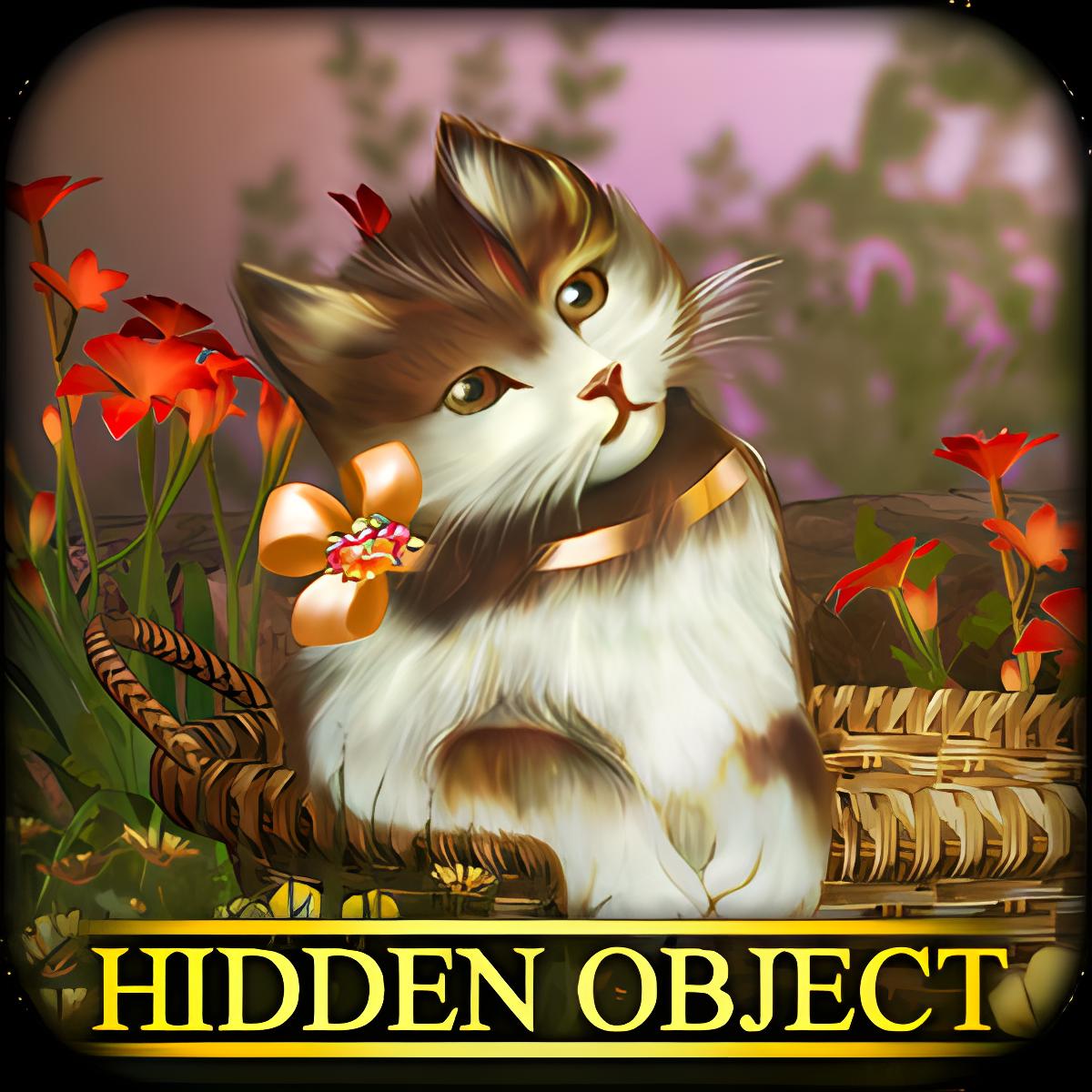 Hidden Object: Birth of Spring