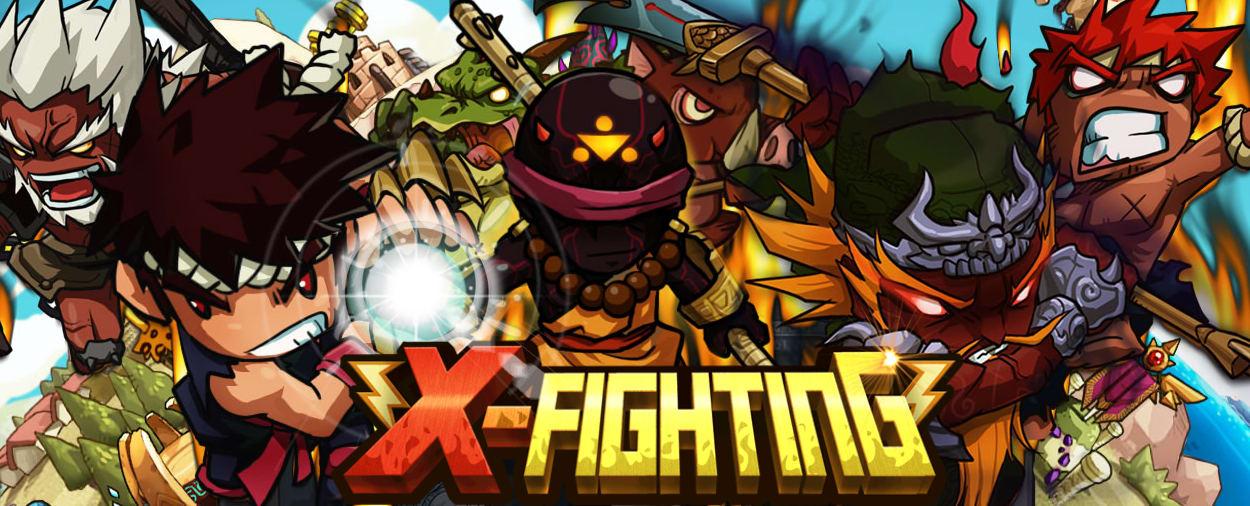 X-Fighting
