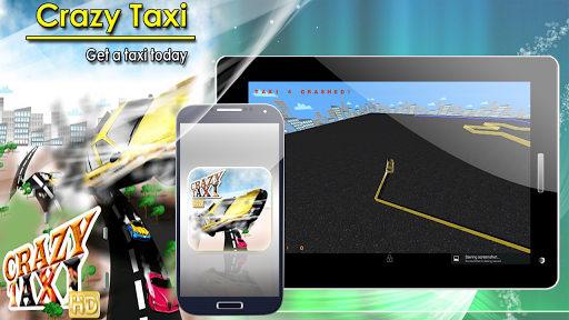 Crazy Taxi HD FREE