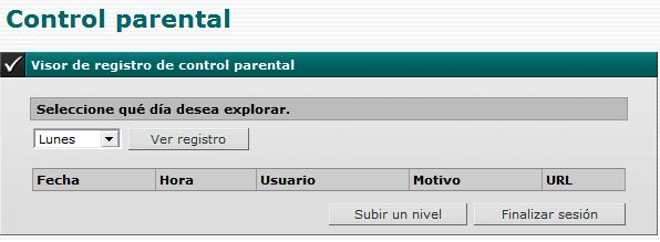 Norman Parental Control