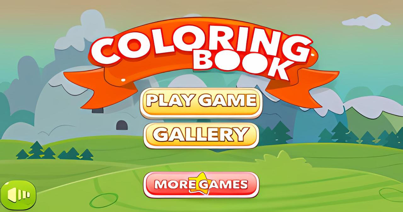 Kangaroo Coloring Book