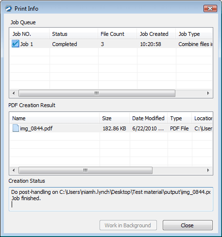 PDF Create!