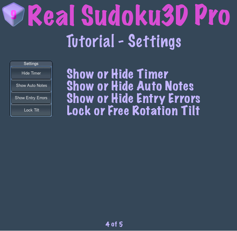 Real Sudoku3D - Windows 32 bit