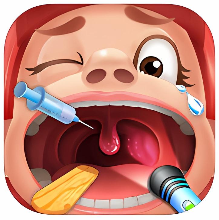 Little Throat Doctor