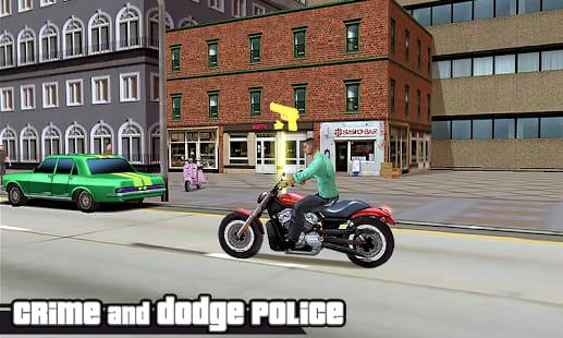 Gangster city crime