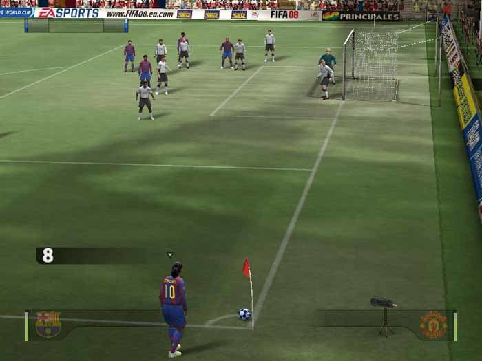 First Rate Auto >> FIFA 08 - Download