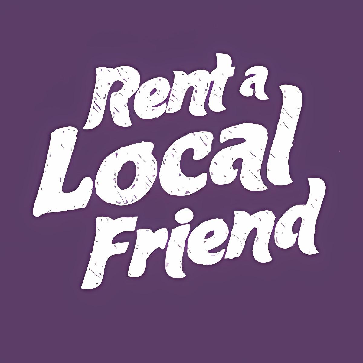 Rent a Local Friend