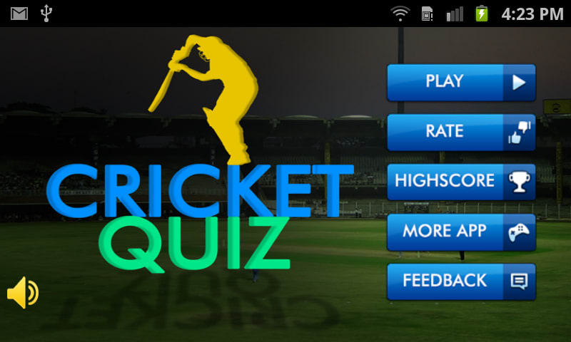Cricket Quiz Fever