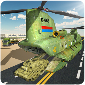 US Army Transport Simulator 3D 1.0
