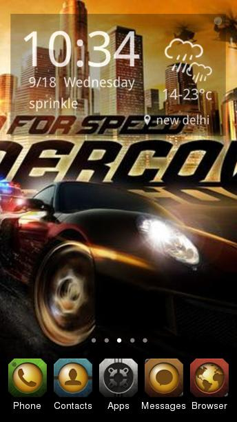 NEED FOR SPEED Theme