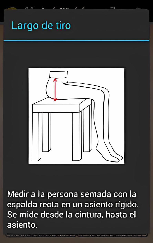 Libreta de Medidas (free)