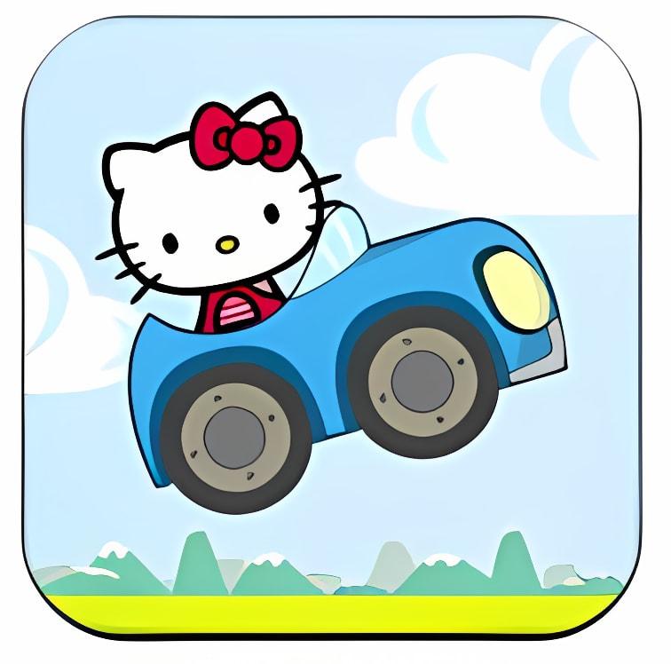 Karting Mania Hello Kitty Edition