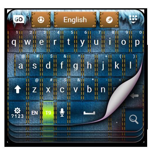 American Keyboard Color