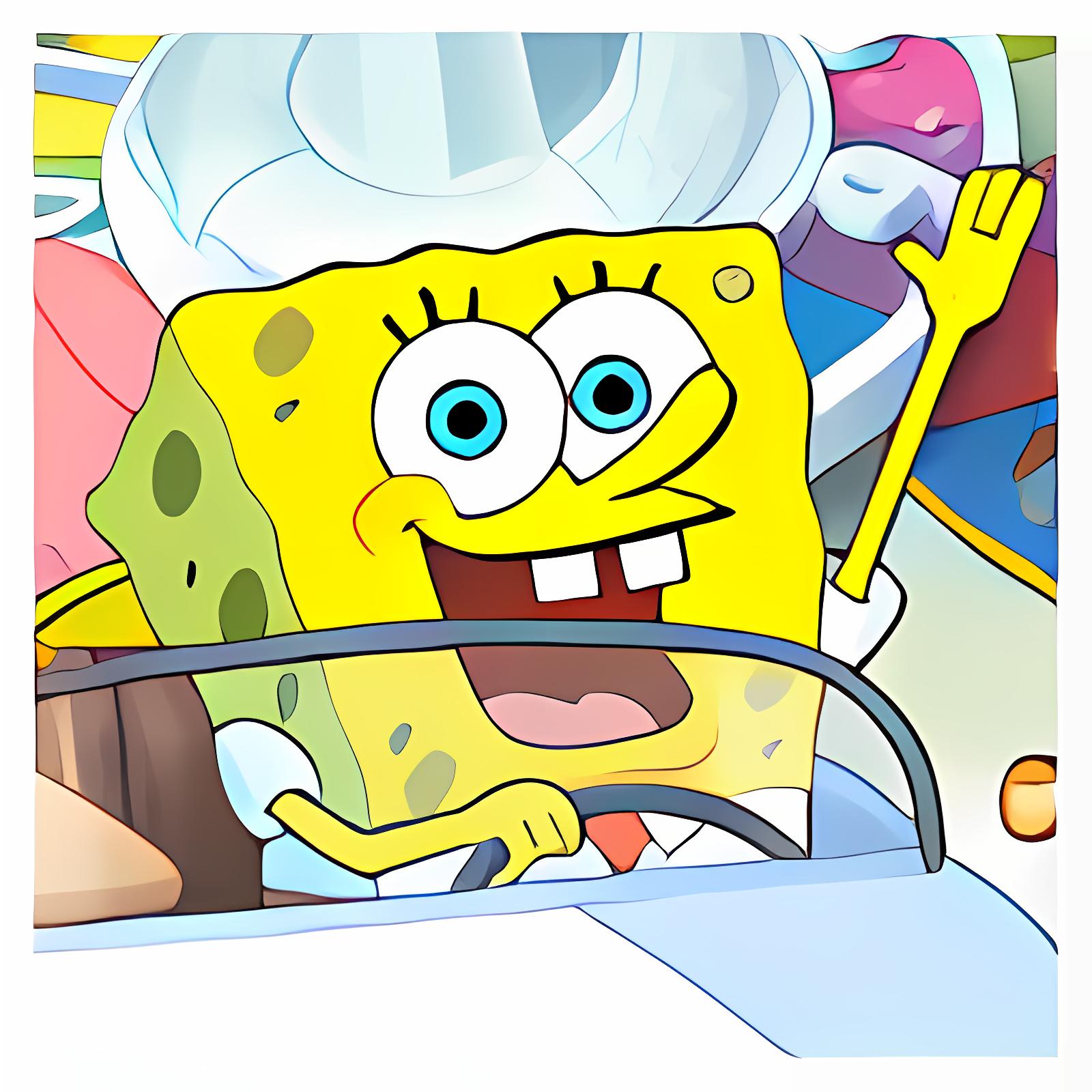 The Game of Life - SpongeBob SquarePants Edition