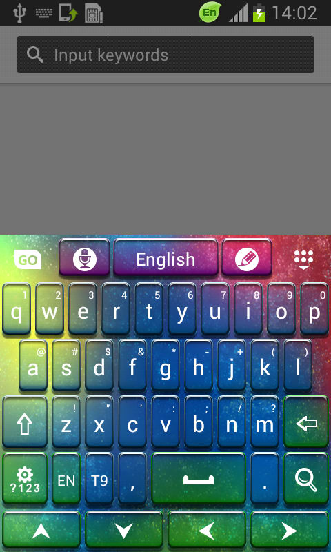 GO Keyboard Color HD