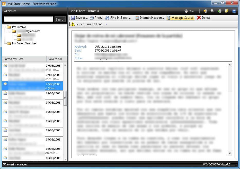 Mailstore Home Mac