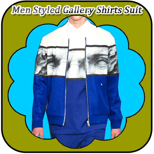 Men Styled Gallery Shirts Suit
