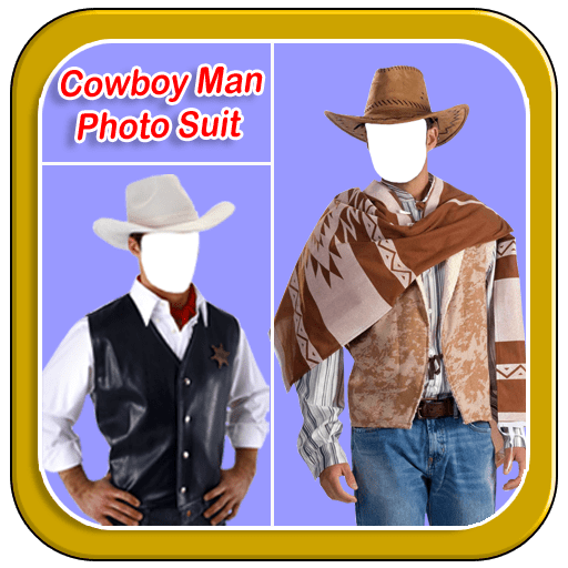 Cow Boy Man Suit FREE