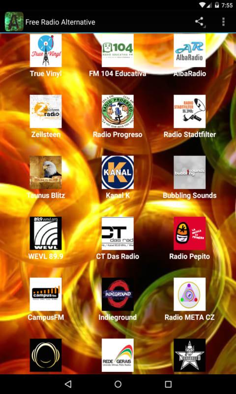 Free Radio Alternative