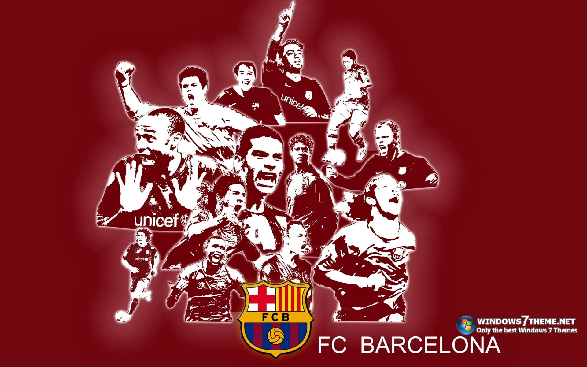 FC Barcelona Theme - Download