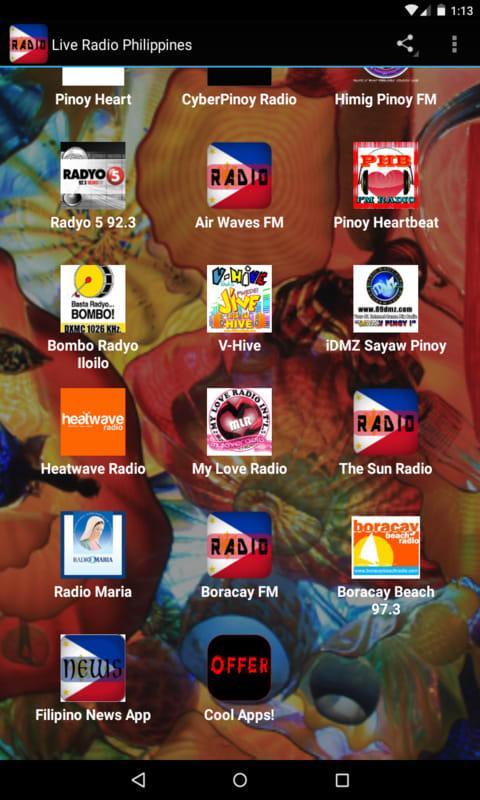 Live Radio Philippines