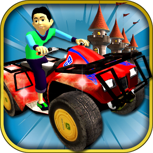 Xtreme Buggy Racing Real Beach