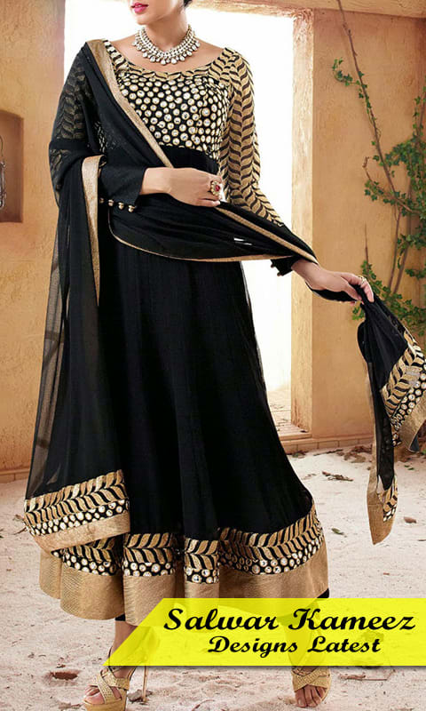 Salwar Kameez Designs Latest