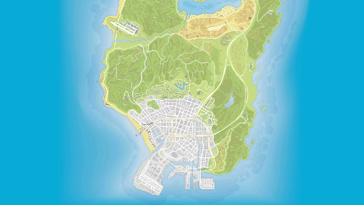 Unofficial Map For Gta 5 For Android Download