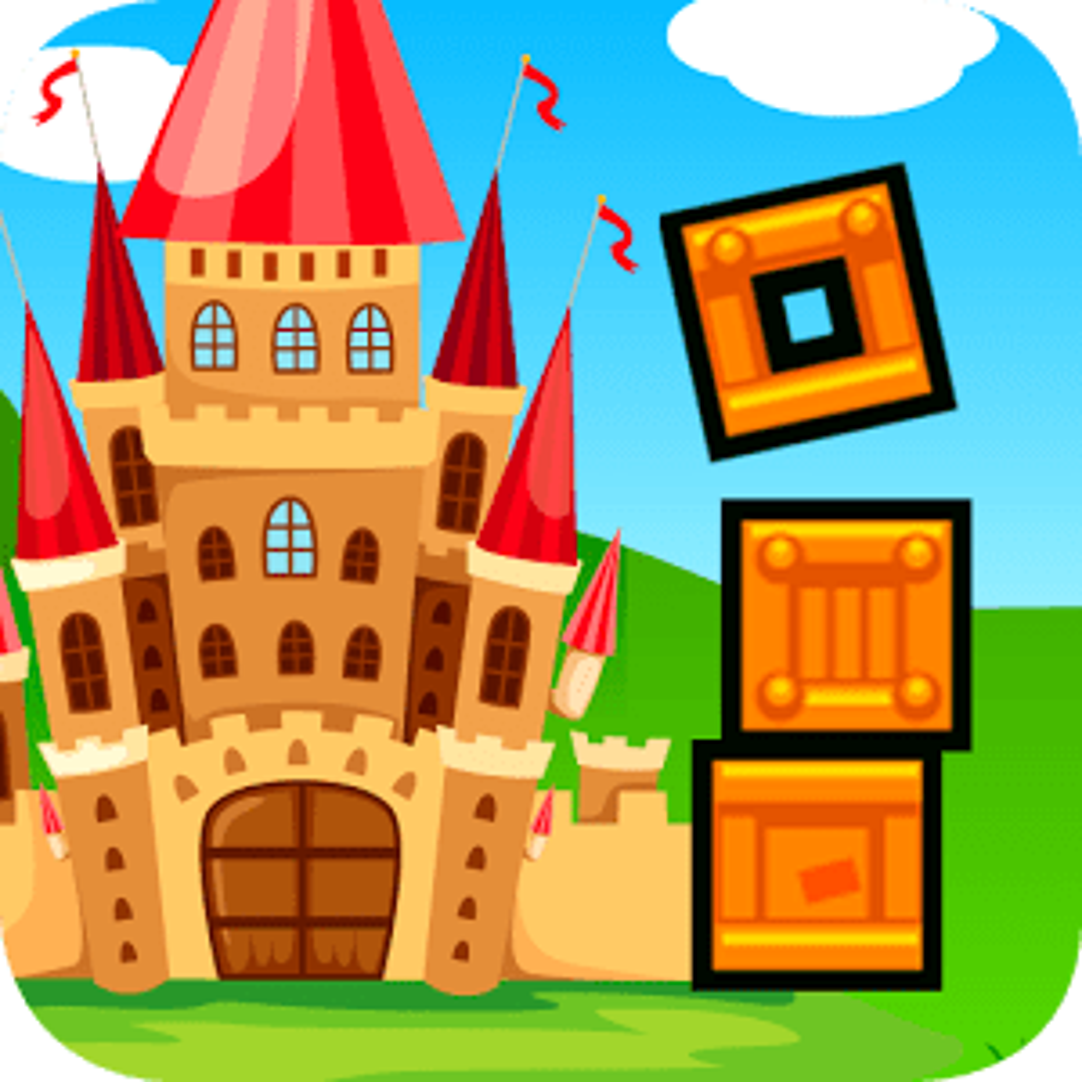 Princess Tower Blocks Pila