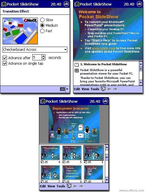 Pocket SlideShow