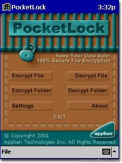 PocketLock
