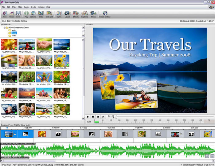 las formas ms originales y cmodas de disfrutar de tu coleccin de fotos digitales es crear con ellas una presentacin para grabar en cd y ver en casa