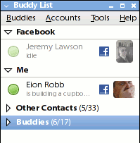 Facebook Chat for Pidgin
