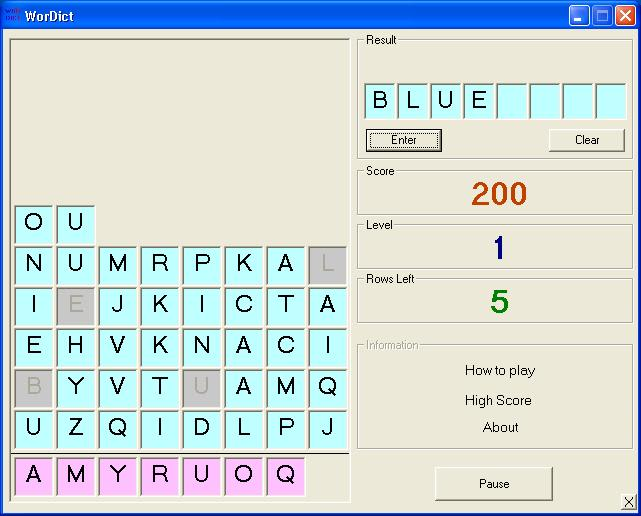 WorDict - Download Free Puzzle Game for Learning English