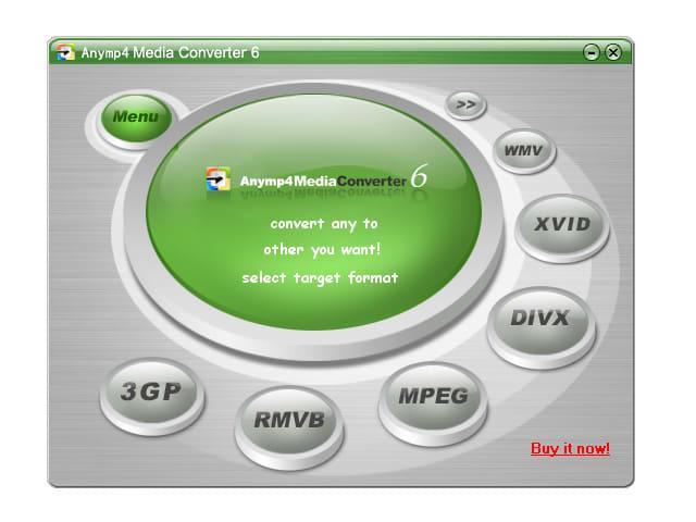AnyMP4 Media Converter