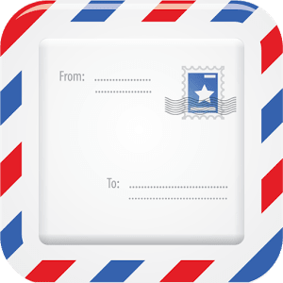 Postal moderno