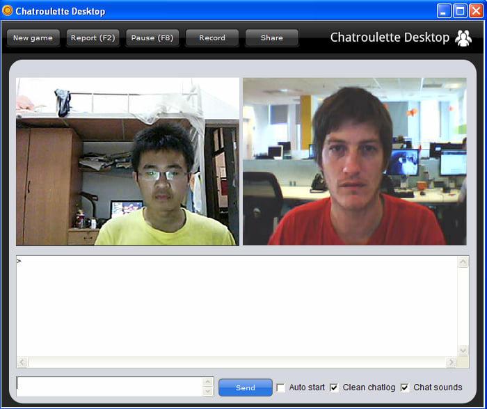 Chatroulette Desktop - Descargar