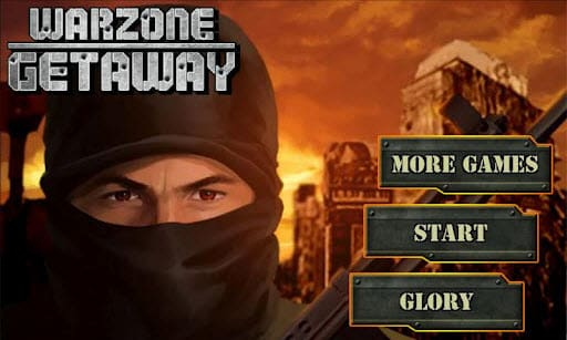 Warzone Getaway Counter Strike