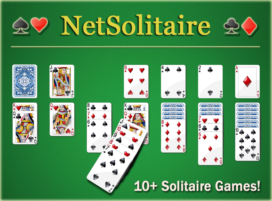 NetSolitaire: Free Online HTML5 Solitaire