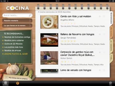 Canal Cocina HD