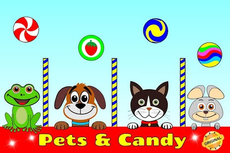 Pets & Candy. Animales