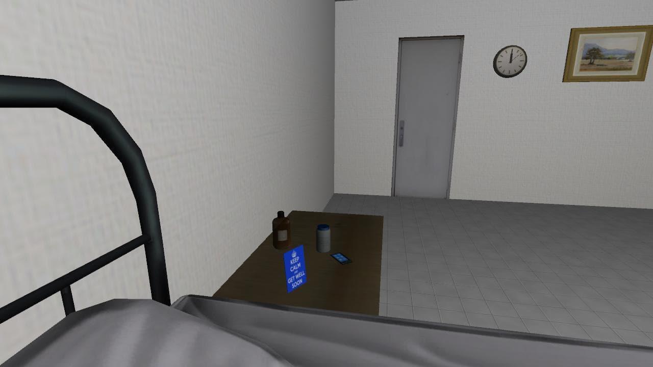 Hospital Patient Simulator