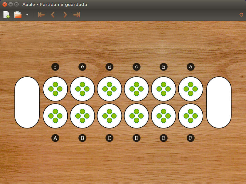 Aualé: The Game of Mancala