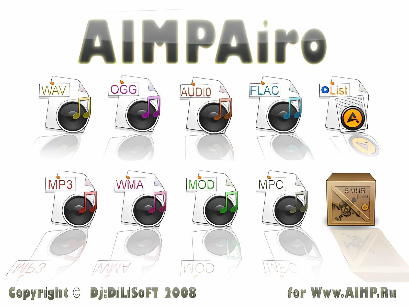 AIMPairo Icons