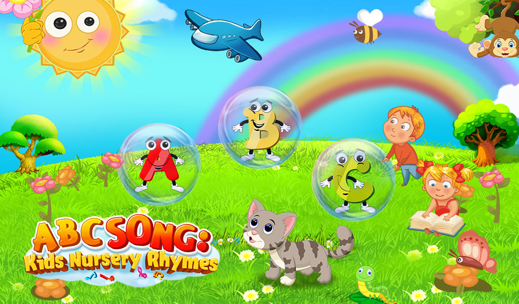 ABC Song: Kids Nursery Rhymes