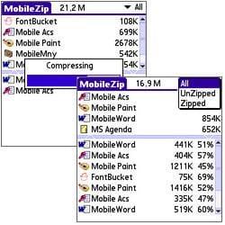 MobileZIP