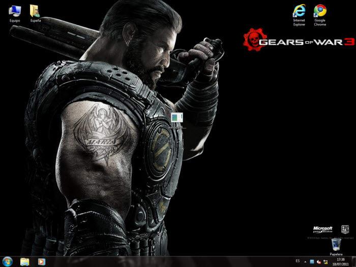 Tema de Gears of War 3