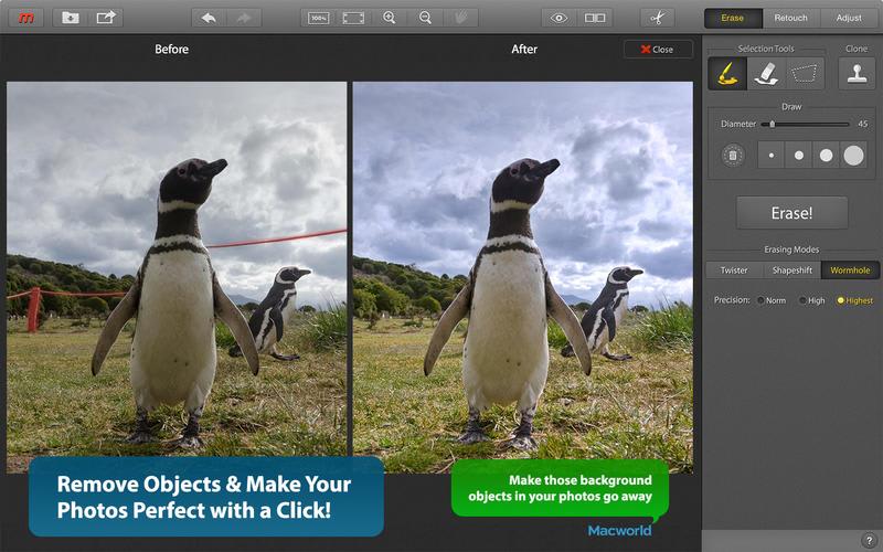 Snapheal - Fix your photos.